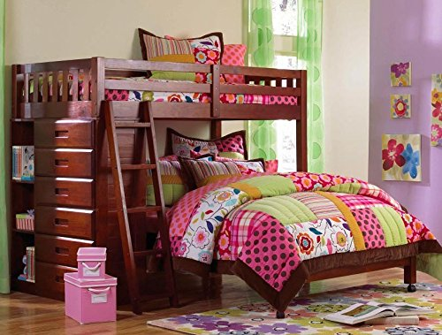 discovery world furniture l shaped bunk bed
