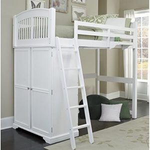 ne kids walnut street locker loft bed